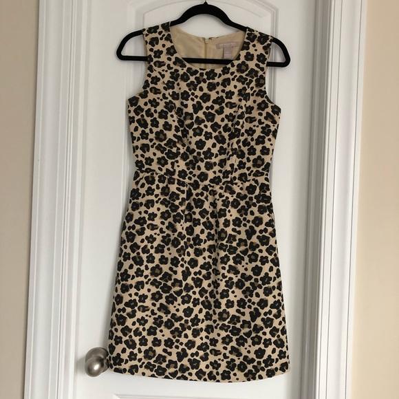Banana Republic Factory Dresses & Skirts - Banana Republic leopard print dress